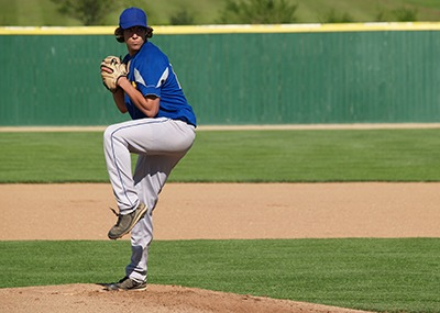 composure on the mound for baseball pitchers